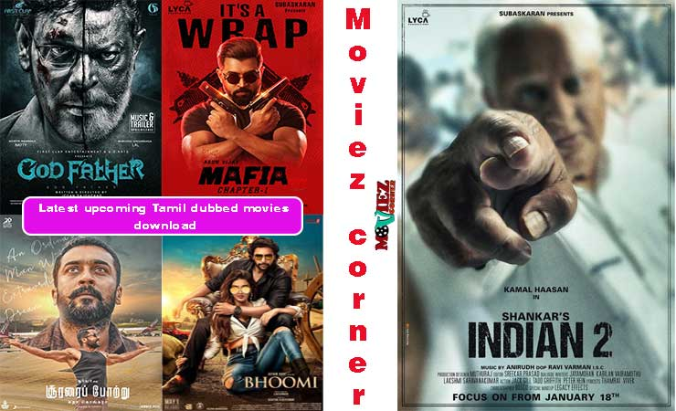 Latest upcoming Tamil dubbed movies download