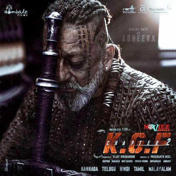 KGF Chapter 2 full movie Hindi